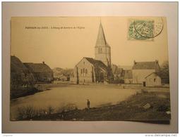 POINSON Lez FAYS L'étang Et Derrière De L'église - Autres Communes