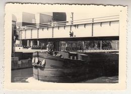 Oudenaarde - Aak - Péniche - Foto 7 X 10 Cm - Schiffe