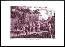 POLYNESIE - YT BF N° 14 - Neuf ** - MNH - Cote: 5,50 € - Blocks & Sheetlets