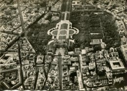 CPSM - PARIS -  JARDIN ET PALAIS DU LUXEMBOURG - Arc De Triomphe