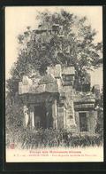 AK Angkor-Thom, Tour De Gauche Inachevée Du Prasat-Keo - Non Classés