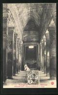 AK Angkor-Wat, Galerie Cruciforme Du Ier Etage - Non Classés