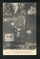 AK Angkor-Thom, Garoudas Et Nagas, Mur D`enceinte De Ponteay-Préa-Khan - Non Classés