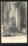 AK Angkor-Wat, Motifs Décrotifs De La Porte Principale... - Non Classés