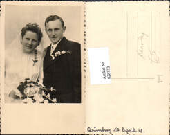 628773,Foto Ak Hochzeit Paar - Hochzeiten