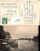 628537,Plaue B. Brandenburg An Der Havel Plauer Schleuse Schiff Dampfer Pub VEB - Deutschland