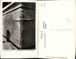 628494,Tutankhamen The Goddes Selkit On Sarcophagus Sarkophag Ägypten Egypt - Ohne Zuordnung