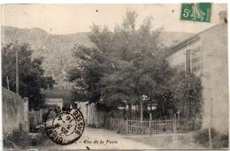 MAUBEC - Rue De La Poste   (1379 ASO) - France
