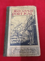 LIVRO ESCOLAR 1931 HISTORIA DE PORTUGAL  DIVIDIDA EM LIÇÕES MANUEL MELO - Boeken, Tijdschriften, Stripverhalen