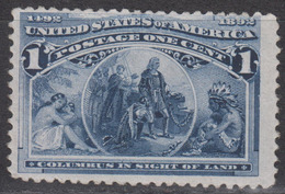 USA 1893 - Columbian Exposition MNH** - Ungebraucht