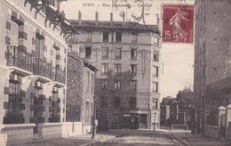 Cpa IVRY RUE DESCARTES LA CITE - Ivry Sur Seine