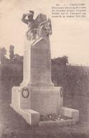Thimister Monument Eleve En La Memoire Du Cavalier Fonck - Thimister-Clermont