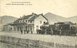 30 - Saint-Jean-du-Gard - La Gare - Les Cévennes Pittoresques - Saint-Jean-du-Gard