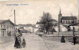 LUXEMBOURG MONDORF-VILLAGE - Cartes Postales