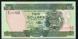 SOLOMONS ISLANDS P18 2  DOLLARS 2015 #C/3  UNC. - Isla Salomon