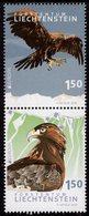 Liechtenstein - 2019 - Europa CEPT - National Birds - Mint Stamp Set - Nuevos