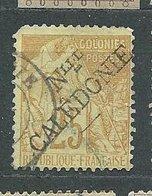 NOUVELLE-CALEDONIE  N°  28  OB  TB  2 - Nuova Caledonia
