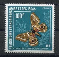 RC 13388 AFARS ET ISSAS N° 421 - 100F PAPILLON NEUF ** - Afar- Und Issa-Territorium (1967-1977)
