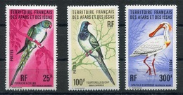RC 13390 AFARS ET ISSAS N° 428 / 430 OISEAUX SERIE COMPLÈTE NEUF ** - Afar- Und Issa-Territorium (1967-1977)