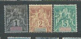 NOUVELLE-CALEDONIE  LOT  N°  41..  OB  TB  5 - Nuova Caledonia