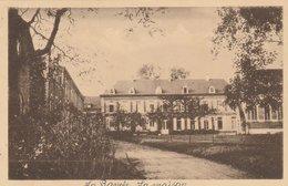 LA  RAMEE , ( Jauchelette , Jodoigne )  , La Maison - Jodoigne