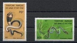 RC 13392 AFARS ET ISSAS N° 436 / 437 SERPENTS NEUF ** - Afar- Und Issa-Territorium (1967-1977)
