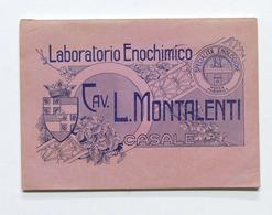 Enologia - Laboratorio Enochimico L. Montalenti - Casale - 1^ Ed. 1929 - Books, Magazines, Comics