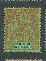 NOUVELLE-CALEDONIE  N°  47 OB  TB  3 - Nuova Caledonia