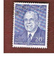 TUNISIA - SG 598  -    1964  NATIONAL DAY     - USED ° - Tunisia (1956-...)