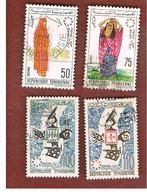TUNISIA - SG 634.637  -    1967  EXPO '67, MONTREAL   - USED ° - Tunisia (1956-...)