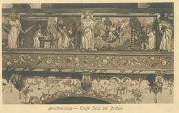 Freudenstadt; Ev. Stadtkirche Mit Relief. Beschneidung Und Taufe Jesu Am Jordan - Nicht Gel. (C. Fiedler, Freudenstad ) - Freudenstadt