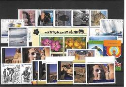 Onu   Bureau De New York     Année  2005  Complétes ** Luxe  Cote  76,50  € - ONU