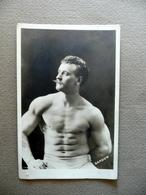 Fotocartolina Originale Eugen Sandow Body Building Culturismo Fine Ottocento - Postcards
