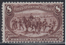 USA 1898 - Trans-Mississippi Exposition MNH** - Ungebraucht