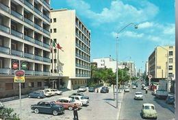 Taranto - Viale Virgilio - Auto D'epoca - H5574 - Taranto