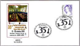 35 OPEN DE AJEDREZ CIUDAD DE ARCO - 35th Chess Open. Arco, Trento, 2013 - Ajedrez