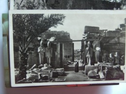 Egypte Egypt Karnak Memorials Of Thotmes III - Andere