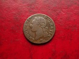Louis XVI Demi Sol 1791 W Lille              Belle Monnaie - 1789 – 1795 Monedas Constitucionales