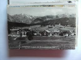 Oostenrijk Österreich Tirol Seefeld Gesammtblick - Seefeld