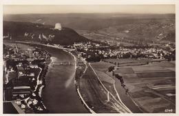 Kelheim * Luftbild, Befreiungshalle, Gesamtansicht * AK453 - Kelheim