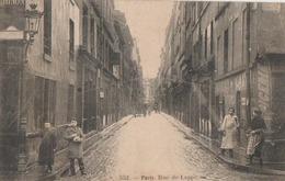 CPA 75 PARIS XI Rue De Lappe Quartier De La Roquette 1905 - Arrondissement: 11