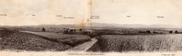 Bas-evette-vue Panoramique Prise De Salbert-carte Double - France