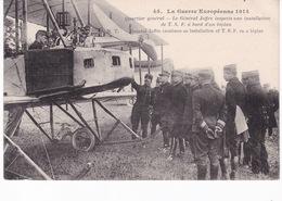 AVIATION(T.S.F) JOFFRE - Airmen, Fliers