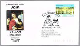 W.A.MOZART - BETULIA LIBERATA - JUDITH. Salzburg 2010 - Judaísmo