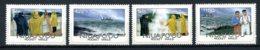 Niuafo'ou, Tin Can Island, 1985, Rocket Mail, Boats, MNH, Michel 61-64 - Sellos