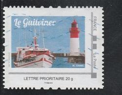 MONTIMBRAMOI LE GUILVINEC OBLITERE - France