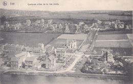 Tilff Quelques Villas De La Rive Droite - Belgique