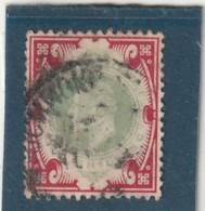 **** ANGLETERRE *** England ***  -  - Roi Edouard VII -- N° 117 Côte 55€ - 1902-1951 (Kings)
