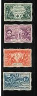 HAUTE VOLTA    NEUF Sans Charnière  N° 66 à 69     N**  1931    S/C   Cte:  27,30  € - Unused Stamps