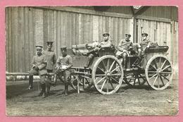 67 - SCHILTIGHEIM - Carte Photo - Soldats Allemands - à Localiser - Schiltigheim